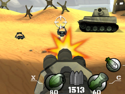 Online Game Operation Machine Gun