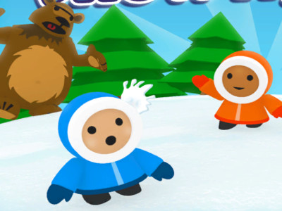 Online Game Snowfight.io