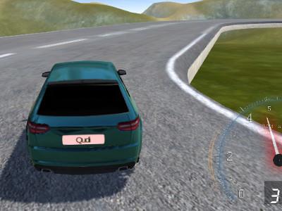 Online hra Car Challenger