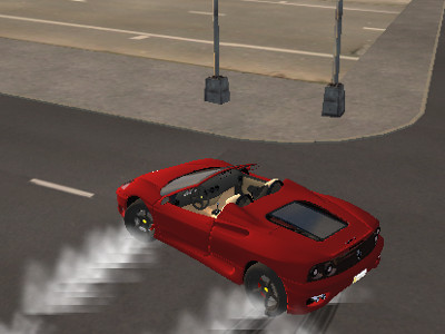 Online Game City Rider 3D