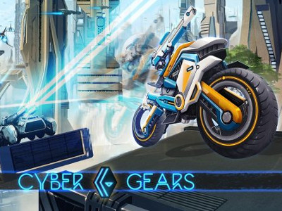 Online Game Cyber Gears