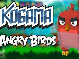 Online Game Kogama: Angry Birds