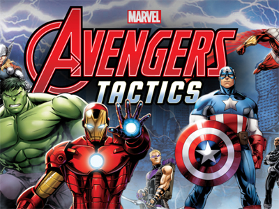 Marvel Avengers Tactics