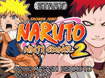 Naruto: Ninja Council 2