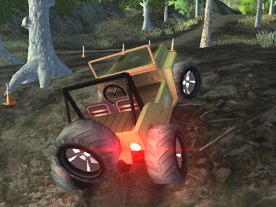 Online Game Offroad Parking