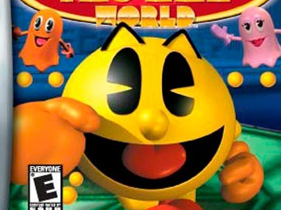 Click Pac-Man World