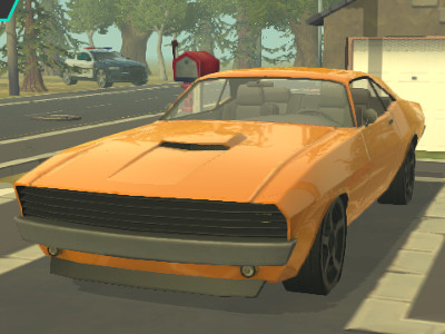 Online Game Parking Fury 3D