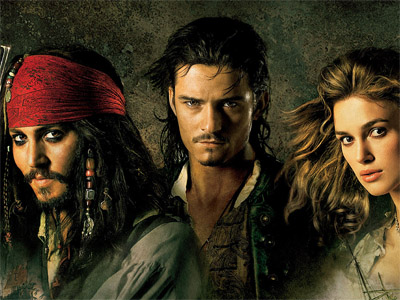Pirates Of The Caribbean – Dead Man's Chest