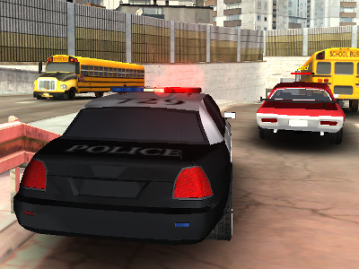 Online hra Police vs Thief: Hot Pursuit