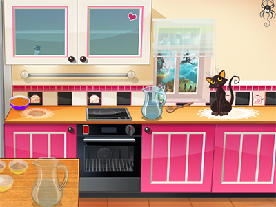 Online hra Sara's Cooking Class: Pumpkin Truffle