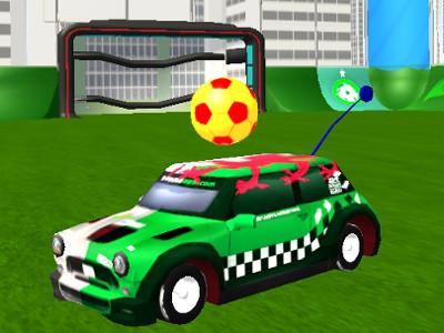 Online Game Soccer Cars