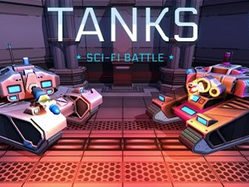 Online Game TANKS: Sci-Fi Battle