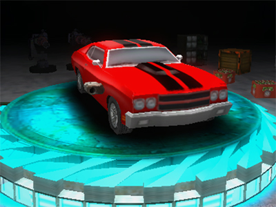 Online Game Terminator Car