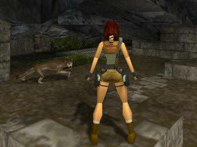 Online Game Tomb Raider - Open Lara