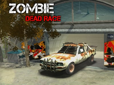 Online Game Zombie Dead Race