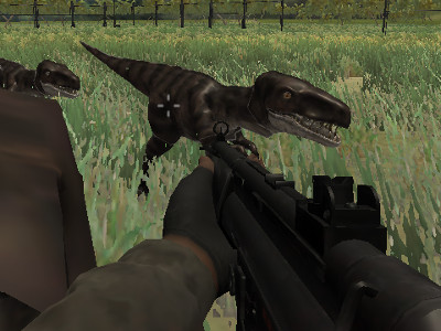 Online Game Dino Survival