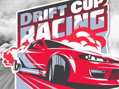 Online Game Drift Cup Racing