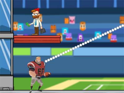 Online hra Football for Nerds