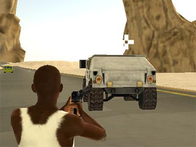 Online hra Grand Gang: Crime Island