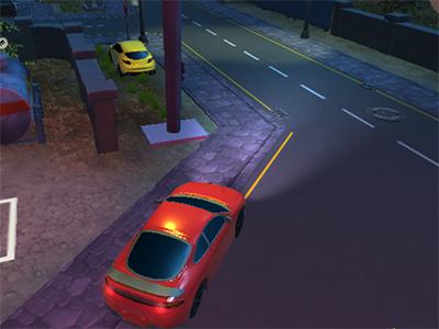 Parking Fury 3D: Night Thief