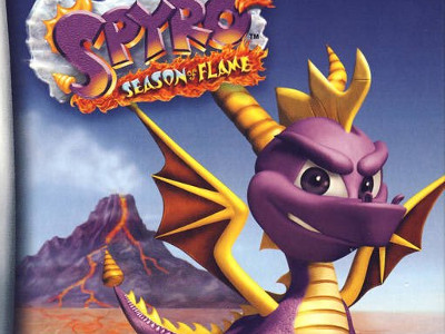 Spyro 2: Season of Flame