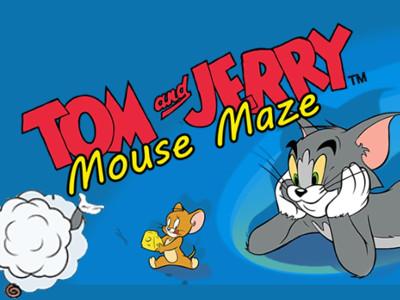 Online hra Tom & Jerry: Mouse Maze