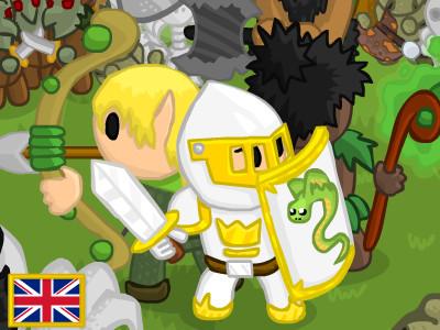 Online hra Wondrous Lands