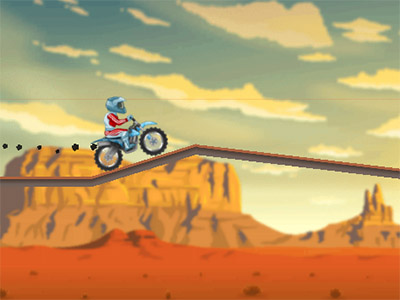 Online Game X-Trial Racing