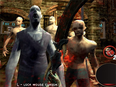 Zombies vs Berserk 2