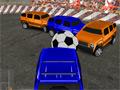 Online hra 4x4 Soccer