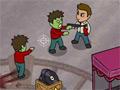 Online hra Zombies Ate My Phone