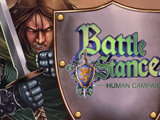 Online Game Battle Stance Human Campaign