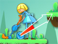 Online Game Crazy Croquet