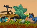 Online Game Dinosaur Hunter