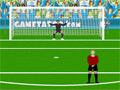 Online hra Euro 2012 Free Kick