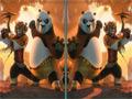 Kung Fu Panda 2 - nájdi rozdiely