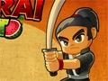 Online Game Samurai Fruit