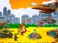 Online Game Alien World Domination