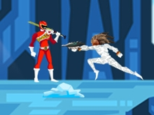 Online Game Power Rangers - Unleash the Power 2