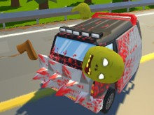 Online Game Zombie Drive