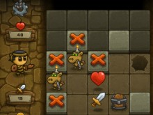 Online Game Heroic Dungeon