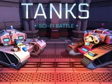 TANKS: Sci-Fi Battle