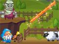 Online hra Wizard Walls