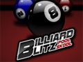 Online hra Billard Blitz Pool Skool