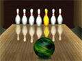 Juego en línea Gutterball: Golden Pin Bowling