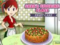 Sářino Vaření: Ovocný koláč