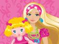 Juego en línea Barbie Baby Sitter