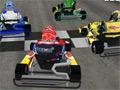 Online hra Go Kart 3D