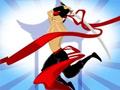 Juego en línea Run Ninja Run 3 - Unexpected Road
