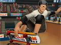 Online Game Upipe Skateboard